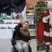 Résidence Espace. Décoration de Noël.